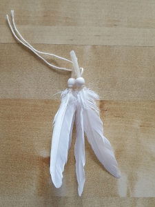 Dreamcatcher plumes