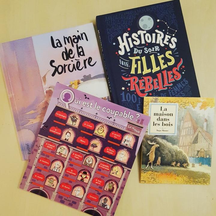 Premier voyage audio en littérature jeunesse: Histoires du soir pour filles rebelles et autreslivres