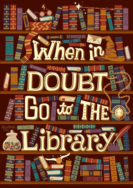 Les trésors cachés desbibliothèques