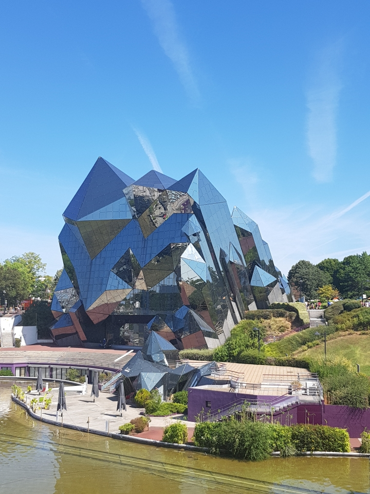 Flash-back estival: direction le Futuroscope