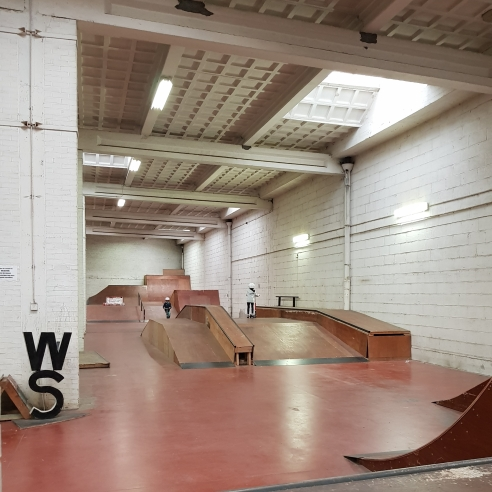 WestStation skatepark modules