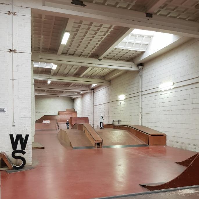 WestStation skatepark modules