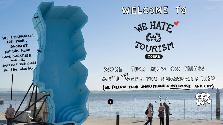 Nos bonnes adresses à Lisbonne (1): We Hate TourismTours