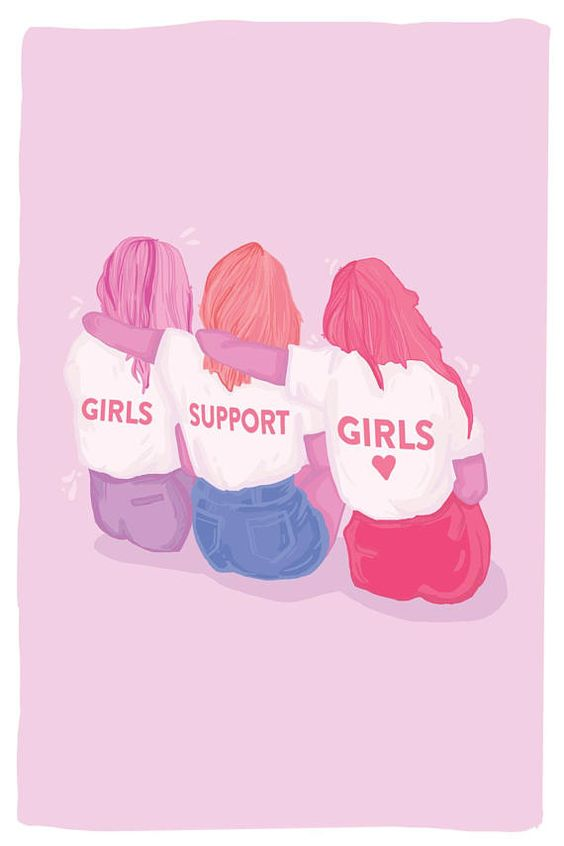 Gangs de filles: découvrir la sororité dès le plus jeuneâge